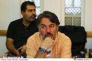 کاوه سجادی حسینی در نشست رسانهای هفتمین جشنواره فیلم مستقل «خورشید»