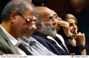 کیانوش عیاری در مراسم افتتاحیه هفتمین جشنواره فیلم مستقل «خورشید»