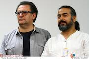 پرواز همای و علی دهکردی در مراسم افتتاحیه هفتمین جشنواره فیلم مستقل «خورشید»