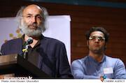 سخنرانی کیانوش عیاری در مراسم افتتاحیه هفتمین جشنواره فیلم مستقل «خورشید»