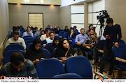 نشست خبری چهارمین همایش بینالمللی تئاتر مردمی پیاده روی اربعین