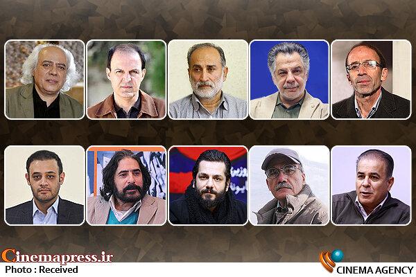 فرحبخش-هدایت-الوند-سیدزاده-سعیدی پور-ساداتیان-بهمنی-غزالی-فهیم-سیفی