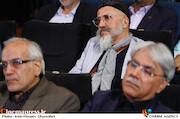 مصطفی رزاقکریمی در مراسم اختتامیه پنجمین جشنواره فیلموعکس فناوریوصنعتی «فردا»