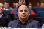 مسعود نجفی در مراسم اختتامیه پنجمین جشنواره فیلموعکس فناوریوصنعتی «فردا»