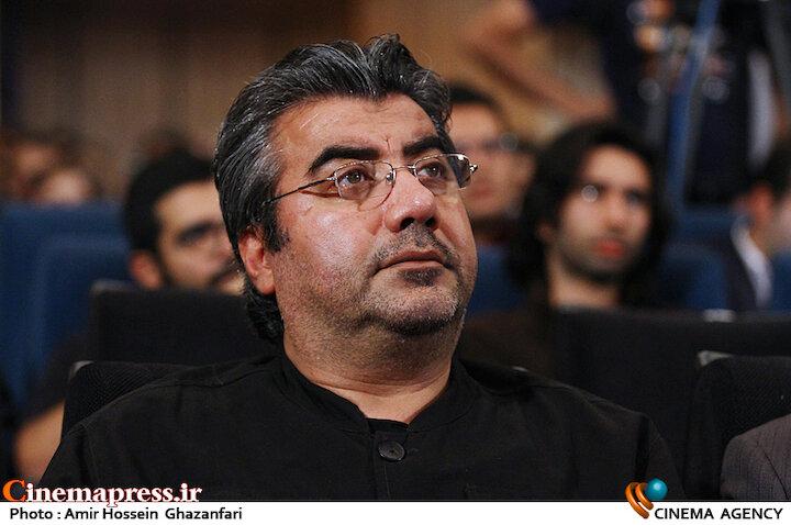 محمدمهدی طباطبایی نژاد در مراسم اختتامیه پنجمین جشنواره فیلموعکس فناوریوصنعتی «فردا»