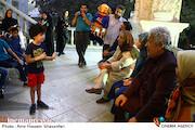 دیدار هنرمندان با نخبگان کانون پرورش فکری کودکان و نواجونان