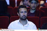 شاهرخ استخری در مراسم اختتامیه سومین دوره جشن فیلم کوتاه ده