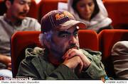 سروش صحت در مراسم اختتامیه سومین دوره جشن فیلم کوتاه ده