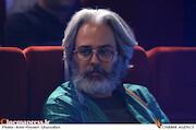 داوود خیام در مراسم اختتامیه سومین دوره جشن فیلم کوتاه ده