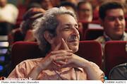 نادر مشایخی در مراسم اختتامیه سومین دوره جشن فیلم کوتاه ده