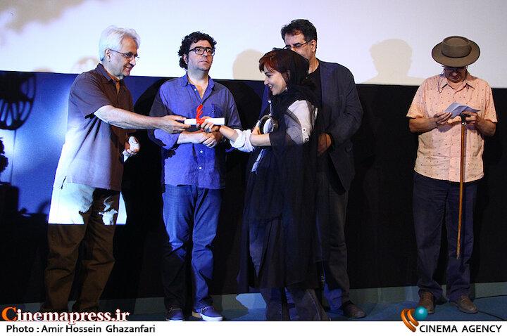 عکس/ مراسم اختتامیه سومین دوره جشن فیلم کوتاه ده