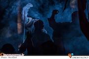نمایش میدانی «تنهاتر از مسیح»