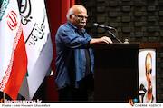 سخنرانی علیرضا داودی نژاد در مراسم شب «منوچهر مصیری»