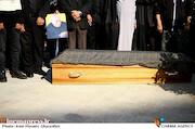 مراسم تشییع پیکر مرحوم «ابراهیم آبادی»