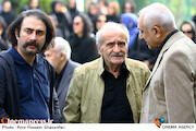 ایرج رضایی در مراسم تشییع پیکر مرحوم «بیژن علیمحمدی»