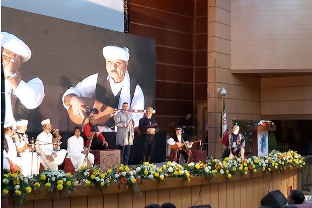 جشنواره ملی موسیقی نواحی