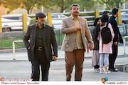 محمدمهدی طباطبایی نژاد و علیرضا رضاداد در سیوششمین جشنواره بینالمللی فیلم کوتاه تهران