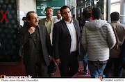محمدمهدی طباطبایی نژاد، علیرضا رضاداد و سید صادق موسوی در سیوششمین جشنواره بینالمللی فیلم کوتاه تهران