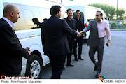 بازدید حسین انتظامی از سیوششمین جشنواره بینالمللی فیلم کوتاه تهران