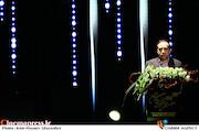 سخنرانی حسین انتظامی در مراسم اختتامیه سیوششمین جشنواره بینالمللی فیلم کوتاه تهران