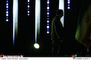 حسین انتظامی در مراسم اختتامیه سیوششمین جشنواره بینالمللی فیلم کوتاه تهران