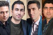 مدیران جدید بهمن سبز