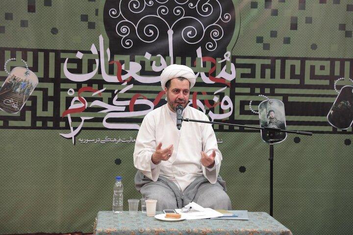 حجت الاسلام مصطفی رنجبر شیرازی