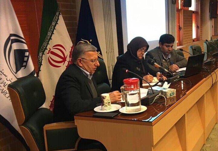 نشست آینده سینما داری در ایران