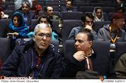 شفیع آقامحمدیان در افتتاحیه سیزدهمین جشنواره بینالمللی فیلم مستند ایران «سینماحقیقت»
