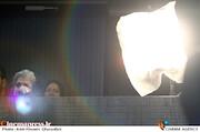 فرشته طائرپور در مراسم اختتامیه ششمین جشنواره نوشتار سینمای ایران