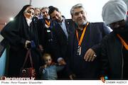 بازدید وزیر ارتباطات و فناوری اطلاعات از سیزدهمین جشنواره سینماحقیقت