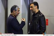 بازدید ابراهیم داروغه زاده از سیزدهمین جشنواره سینماحقیقت