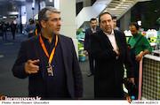 بازدید رئیس سازمان سینمایی از سیزدهمین جشنواره سینماحقیقت