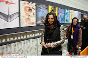 کتایون ریاحی در سیزدهمین جشنواره بینالمللی فیلم مستند ایران «سینماحقیقت»