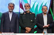 سیدمحمد حسینی، سردار نجات و سیدعباس صالحی در آئین «شاهدان شیدایی»
