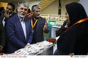 بازدید وزیر فرهنگ و ارشاد اسلامی از سیزدهمین جشنواره سینماحقیقت