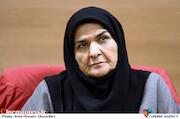 انسیه شاه حسینی در نشست تخصصی پژوهش در فیلمنامه نویسی سینمای انقلاب و دفاع مقدس