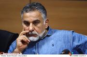 سیدرحیم حسینی در نشست تخصصی پژوهش در فیلمنامه نویسی سینمای انقلاب و دفاع مقدس