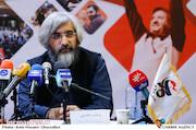 سخنرانی وحید جلیلی در نشست خبری دهمین جشنواره مردمی فیلم عمار