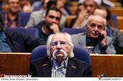 حسین ترابی در مراسم اختتامیه سومین جشنواره تلویزیونی مستند