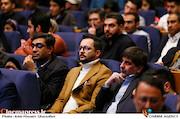 محمد سلوکی در مراسم اختتامیه سومین جشنواره تلویزیونی مستند