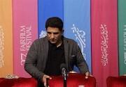 سعید آلبوعبادی بازیگر نقش ملاصالح در فیلم 23نفر