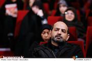 شهاب اسفندیاری در مراسم اختتامیه دهمین جشنواره مردمی فیلم عمار