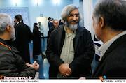 وحید جلیلی در مراسم اختتامیه دهمین جشنواره مردمی فیلم عمار