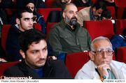 محمد سرشار در مراسم اختتامیه دهمین جشنواره مردمی فیلم عمار