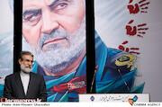 محمدرضا سرشار در مراسم اختتامیه دهمین جشنواره مردمی فیلم عمار