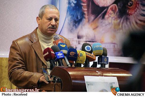 مراسم افتتاحیه اکرانهای جشنواره عمار در غزه