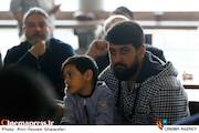امیرعباس ربیعی در مراسم قرعهکشی جدول سینمای رسانه در سیوهشتمین جشنواره فیلم فجر