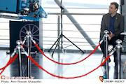 ابراهیم داروغه زاده در مراسم قرعهکشی جدول سینمای رسانه در سیوهشتمین جشنواره فیلم فجر