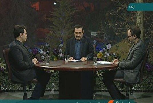محمدرضا مقدسیان و رضا درستکار در برنامه شهر فرنگ